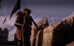 Cullen küsst seine Romanze DAI