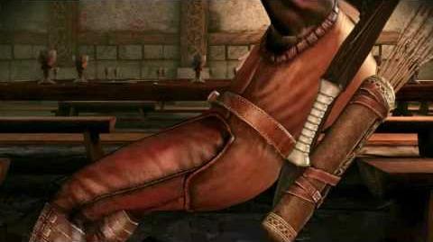 "Dragon Age Origins ""Violence"" Trailer"