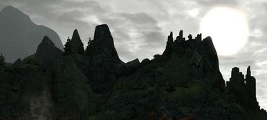 Ort Sunderhügel Panorama 1