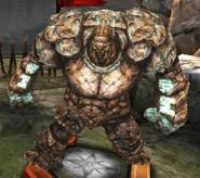 Каменный голем - HoDA