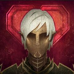 Dragon Age: Keep, Fenris Romanze