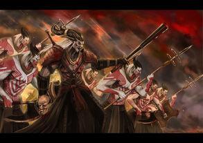 Qunari war