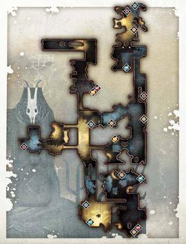 Клоака карта