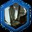 Тронутый тенью эверит (иконка)