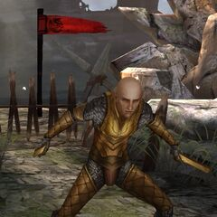 A Sentinel Shadow in <i>Heroes of Dragon Age</i>