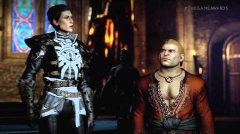 Dragon Age Inquisition GameAward GOTY Nominate Special Clip
