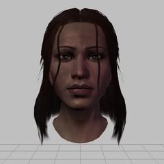 Isabela's Head Morph in DA:O Toolset