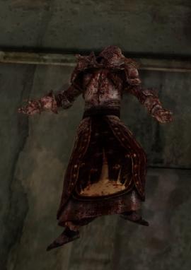Погибший храмовник