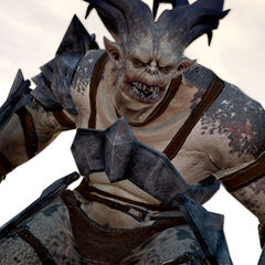 Oger in <i>Dragon Age II</i>