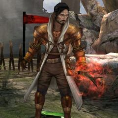 Erimond in <i>Heroes of Dragon Age</i>