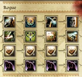 Talent Grid-Rogue