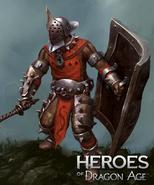 Венатори-гладиатор ХОДА