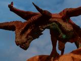 Глубинная высшая драконица
