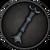 Рукоять парных кинжалов обычная (иконка)