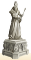 Archon Hessarian statue.png