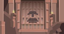 Orzammar gates - Keep