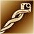 Посох (золотой)