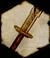 Эскиз одноручного меча 3 (иконка)