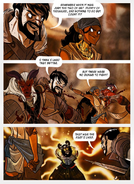 Dragon Age 2 comic