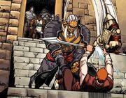 Sten vs Alistair duel