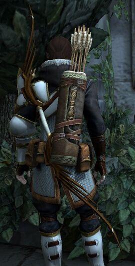 Starkhaven Longbow
