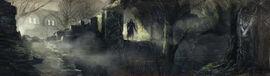 Исследование эльфийских руин