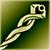 Посох (зеленый)