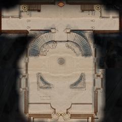Karte - Eingangsbereich
