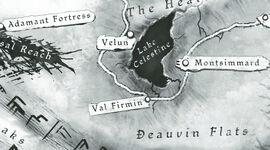 Велун карта