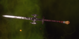Храмовничий большой меч