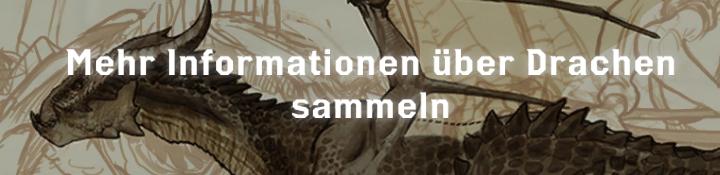 Informationen über Drachen sammeln - Font