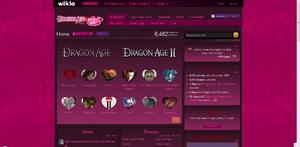 Pink Dragon Age Wiki