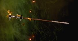 Огненный посох провидца
