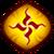 Руна защиты от огня