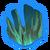 Завесный кварц (иконка)