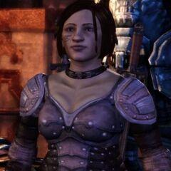 Jarvia, Beraht's lieutenant