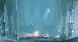 Zburzona świątynia