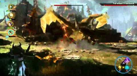 Dragon Age 3 Inquisition Gameplay (E3 2014)