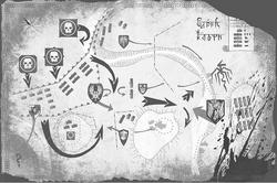 Mapa elfów