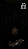 Tarotkarte Geheimnisse - Gesperrt