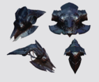 Концепт-арт шлема Жуть