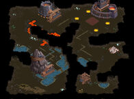 Пещера возле Киркволла Legends