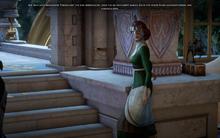 Briala und die Statuette