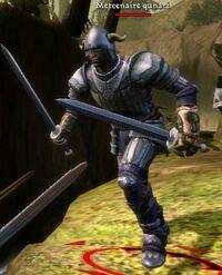 Opposant-Mercenaire qunari