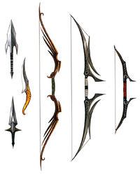 Эльфийское оружие