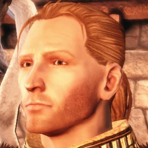 Anders in <i>Dragon Age: Origins - Awakening</i>