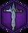 Bolt sword icon