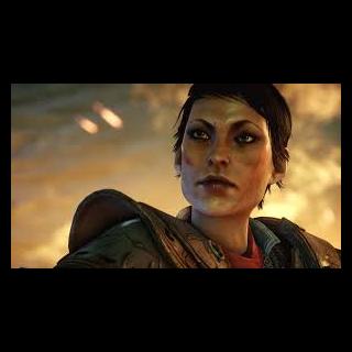 Cassandra im Fires Above Trailer