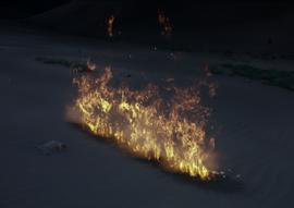 Демонстрация умения Огненная стена (Inquisition)
