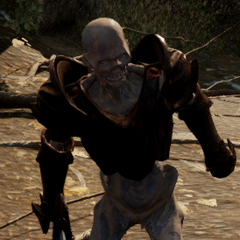 A <i>Dragon Age: Inquisition</i> armoured corpse